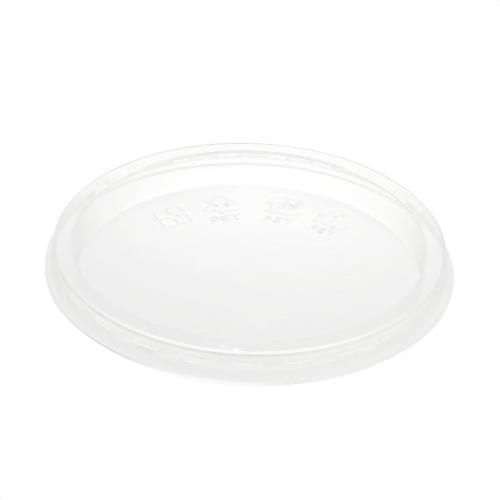 DELI-F117 PET Flat Lid