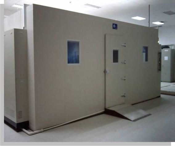 步入型恆溫恆濕室