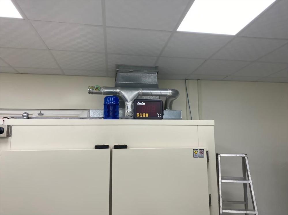 熱風高溫試驗機