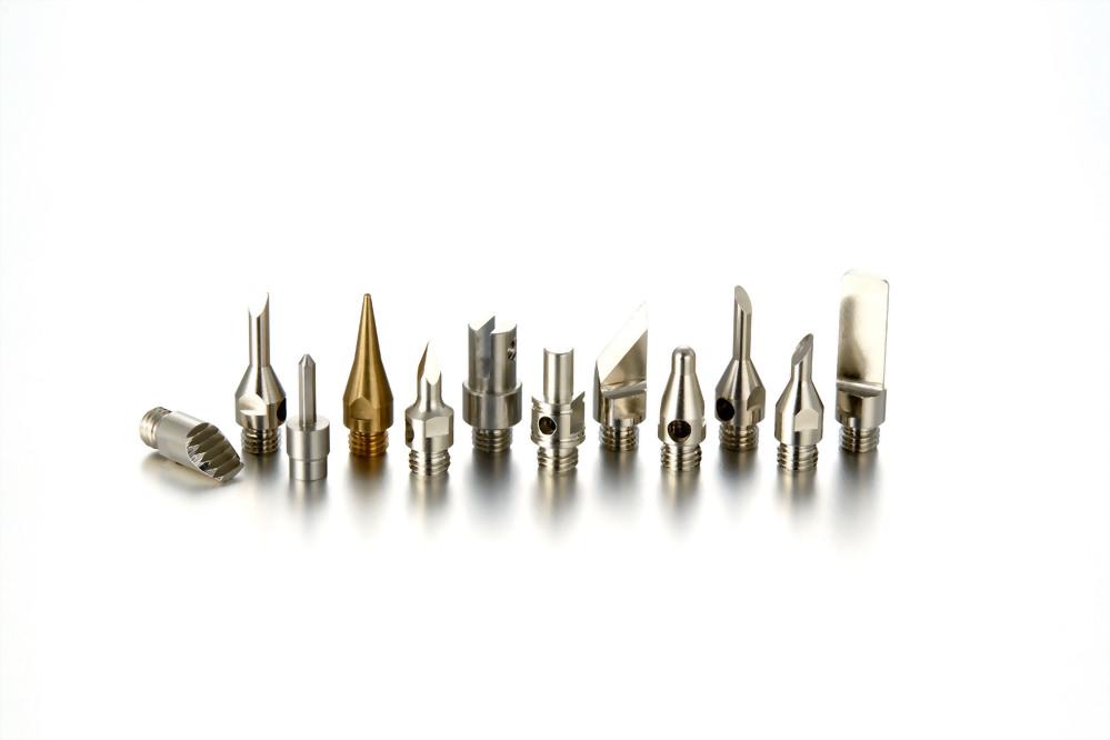 瓦斯銲槍及醫療零件 | 3-10mm客製化零件-1