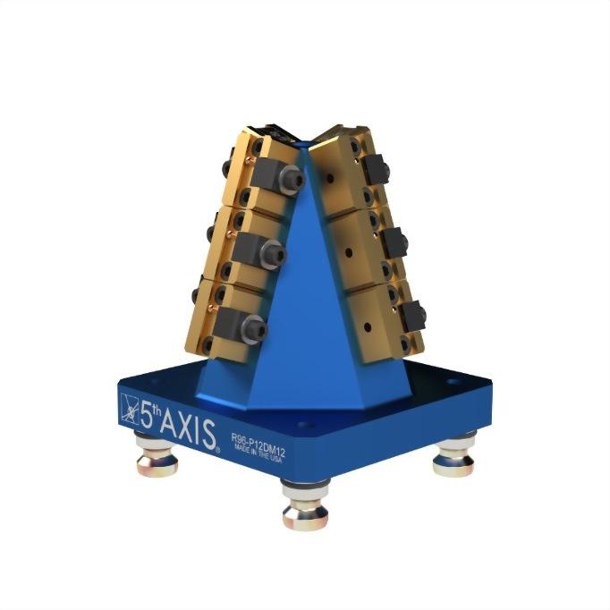 金字塔燕尾夾具 R96-P12DM12