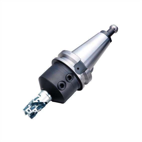 MST偏心側固式刀桿