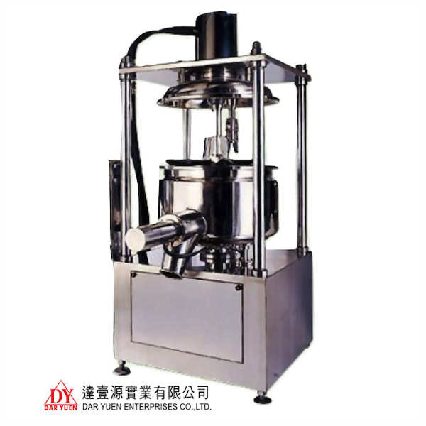 混合造粒機,自動入料出料,自動入料出料機種,DY-VSA,達壹源