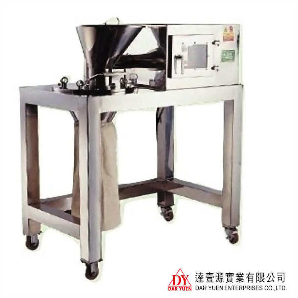 Rotary Granule Sievung Machine