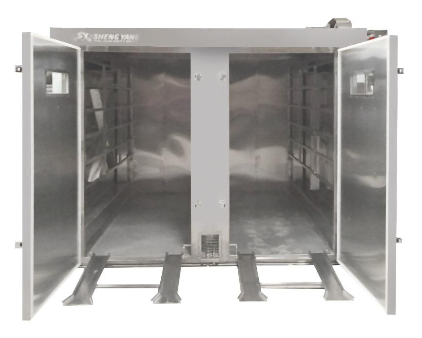 Double-door Dryer