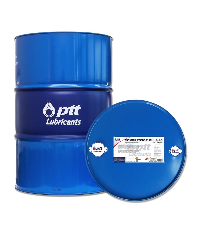 PTT空壓機油S