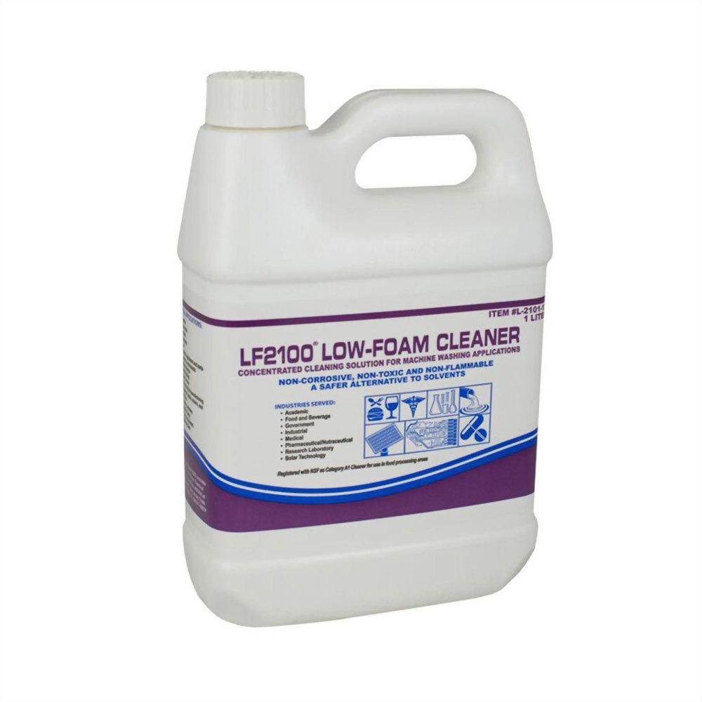低泡沫液態清潔劑