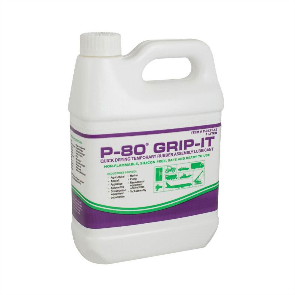 P-80®GRIP-IT快速乾燥軟管潤滑劑