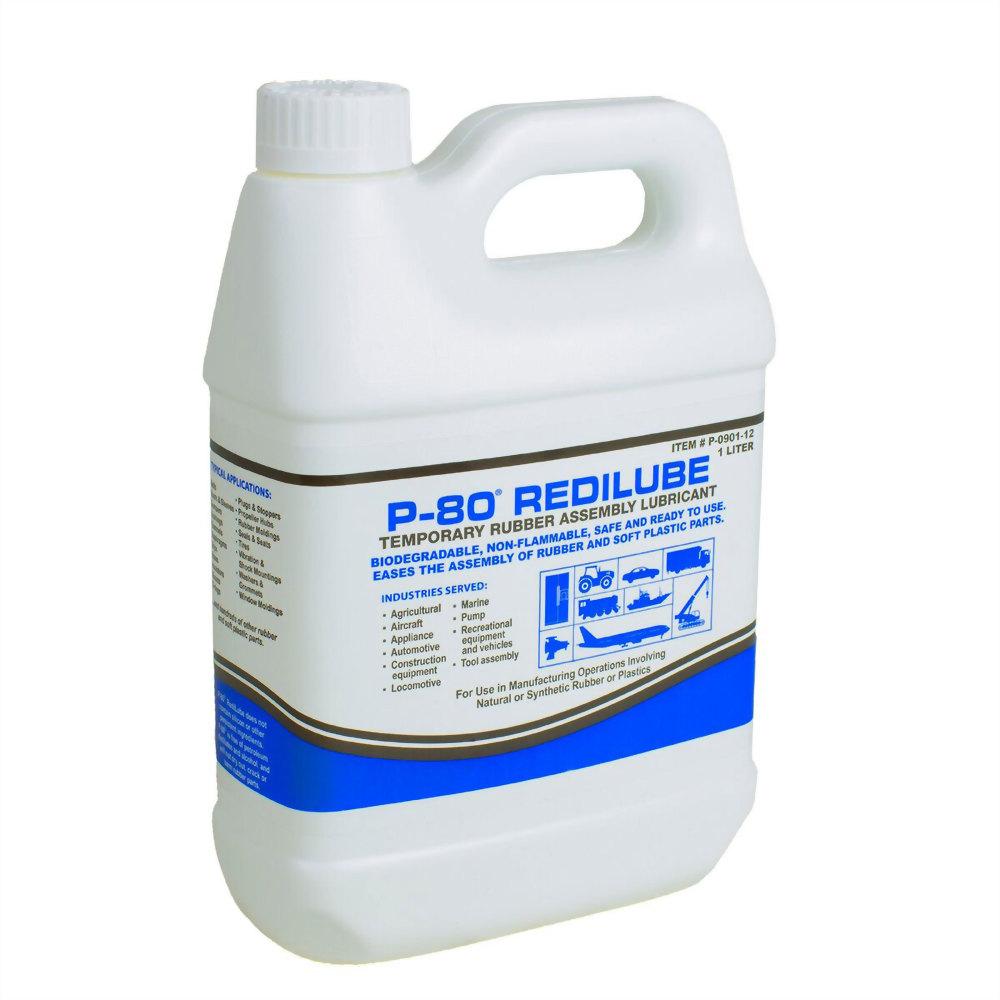P-80®RediLube臨時橡膠裝配潤滑劑