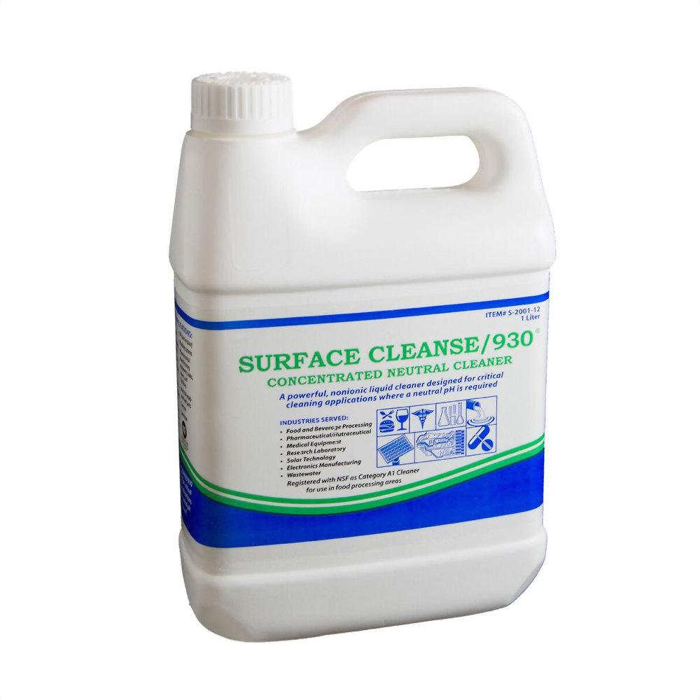 中性濃縮液態清潔劑