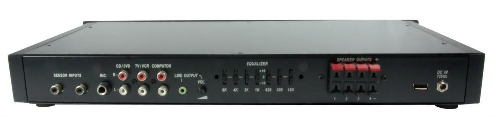 IR AMPLIFIER SYSTEM(dual)