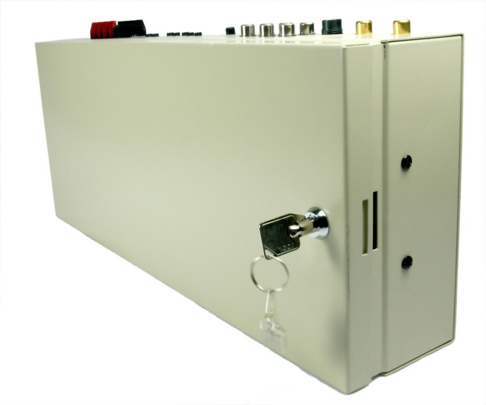 IR AMPLIFIER SYSTEM (locker)