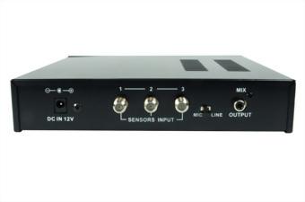 IR AUDIO MIC SYSTEM (dual)