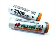 Chargeable Battery Nexcell 2300mA