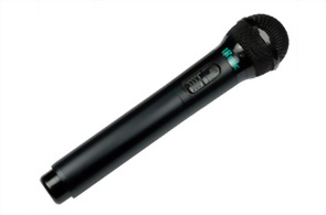 IR WIRELESS HANDHELD MICROPHONE