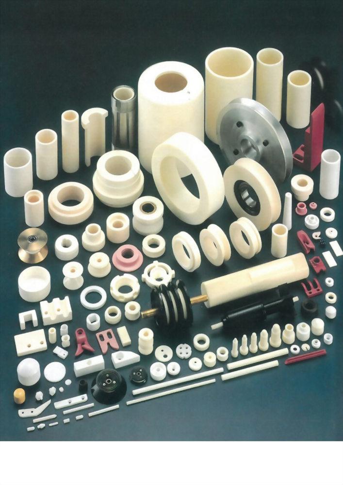 陶瓷零件及陶瓷材料