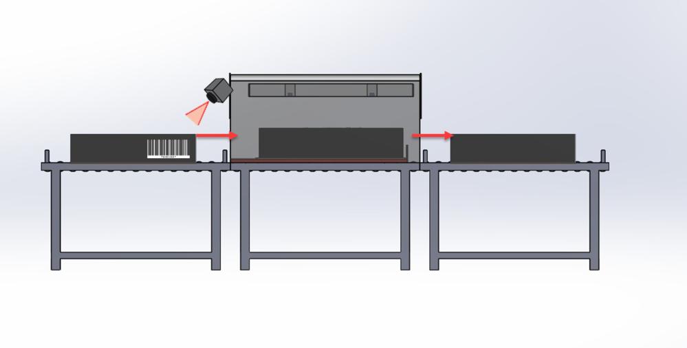機器視覺方式,找出serve組裝後的錯誤
