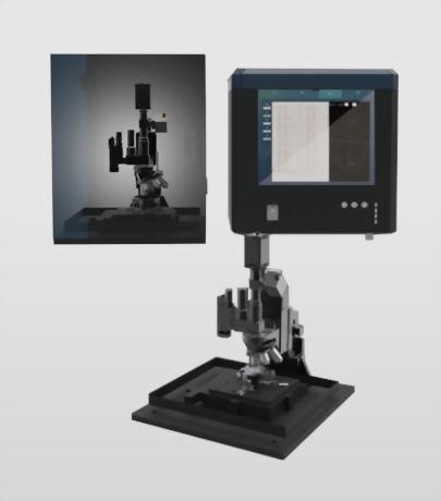 顯微鏡自動對焦系統,解決影像判讀困難