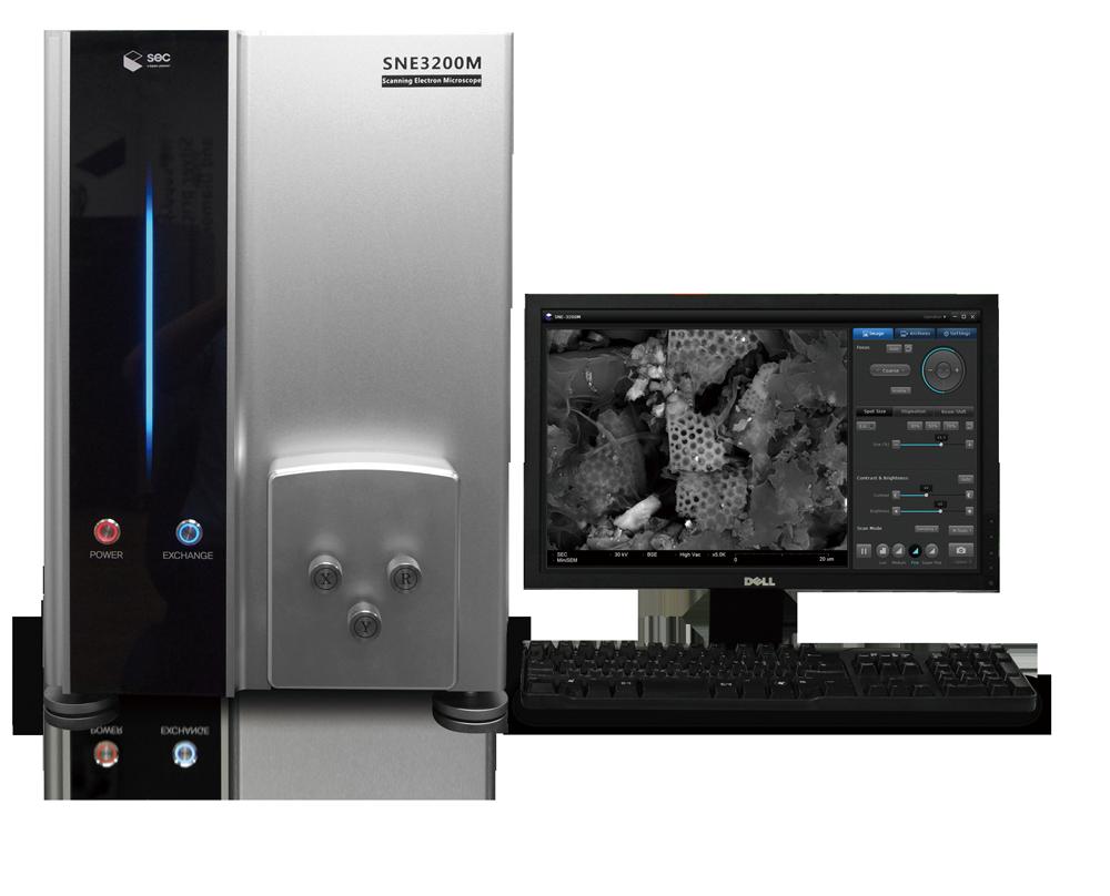 SNE-3200M 掃描式電子顯微鏡