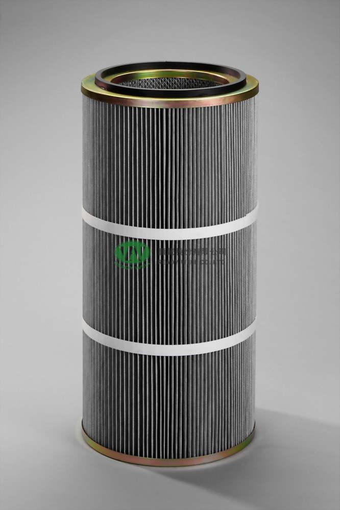 Well-Fib-ALU 彈匣式濾材