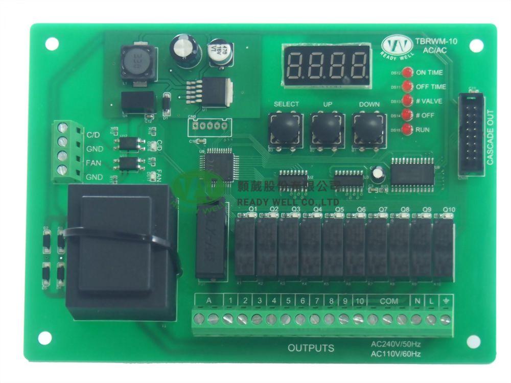 時序控制板