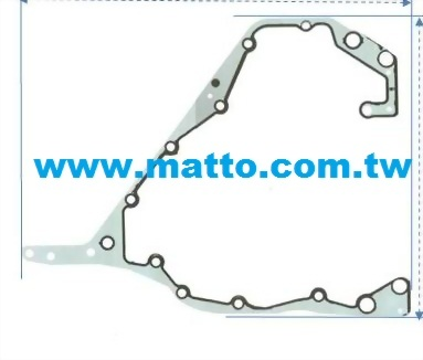 Head Gasket CUMMINS 6CT (3979349)