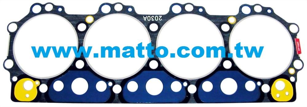Head Gasket HINO  EF500 (11115-2030B  11115-1730 11115-1840)