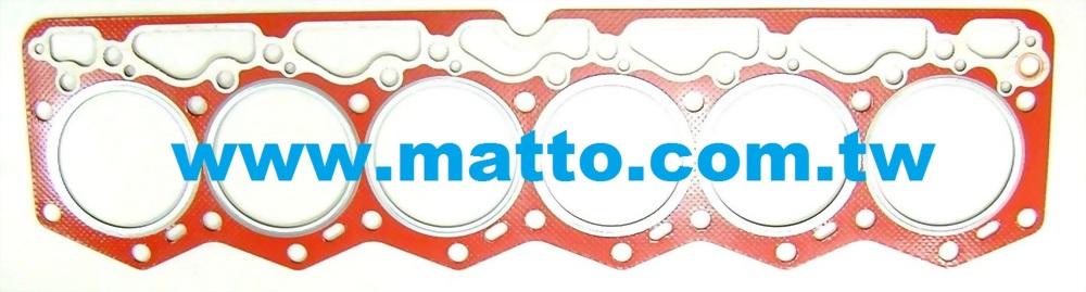 Head Gasket KOMATSU 6D105 (6137-11-1810)