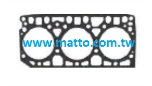 Head Gasket MERCEDES BENZ MB602