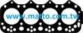 Head Gasket DAIHATSU DL (1115-87307.08.09.12)