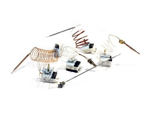 Adjustable Capillary Thermostat -35℃~+400℃