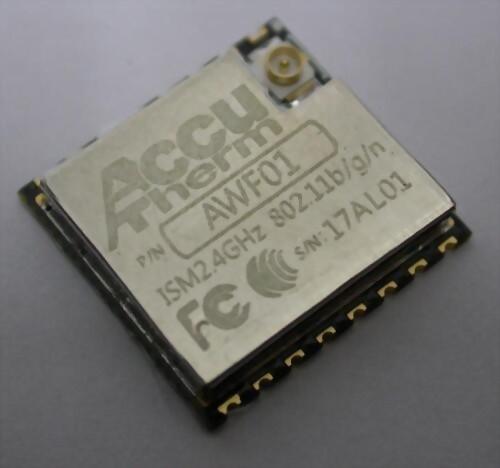 WIFI 802.11B/G/N Module