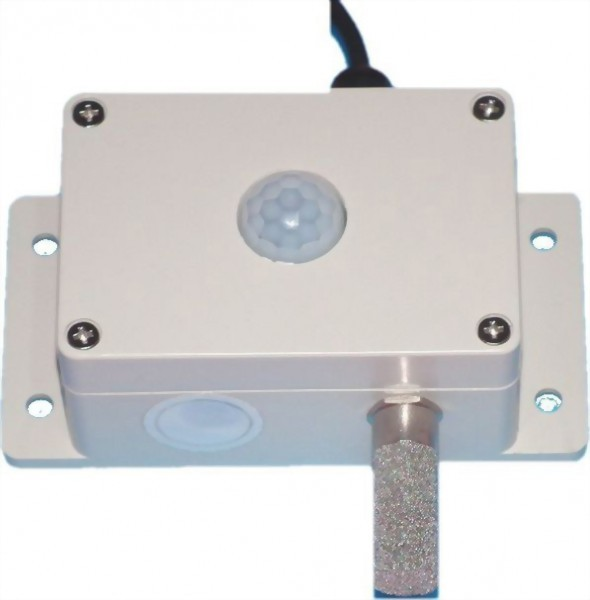 RS485-4 in 1 Sensor_Temp./Humidity/CO2/LUX