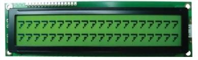 20x2 Character LCD, BC2002C