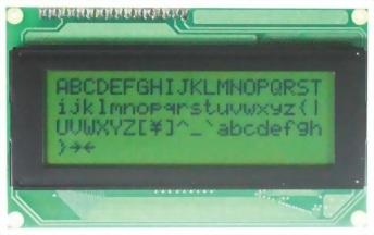 20x4 Character LCD, BC2004A