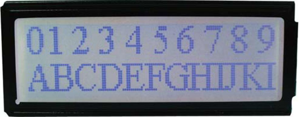 122x32 Graphic LCD Display, BG12232E1