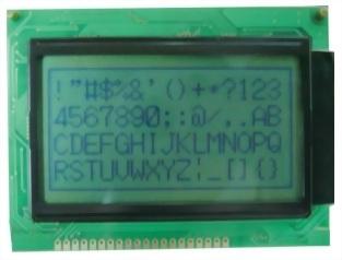 128x64 Graphic LCD Display, BG12864A