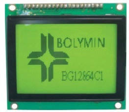 128x64 Graphic LCD Display, BG12864C1