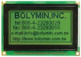 128x64 Graphic LCD Display, BG12864E