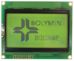 128x64 Graphic LCD Display, BG12864F
