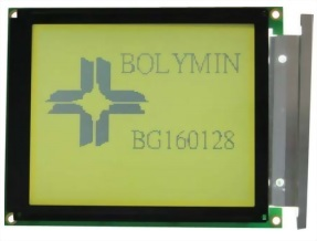 160x128 Graphic LCD Display, BG160128B