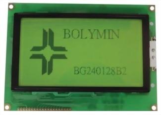 240x128 Graphic LCD Display, BG240128B2