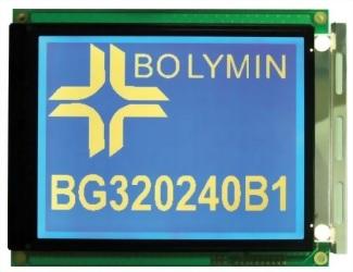 320x240 Graphic LCD Display, BG320240B1