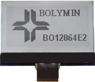 128x64 COG LCD Display Module, BO12864E2