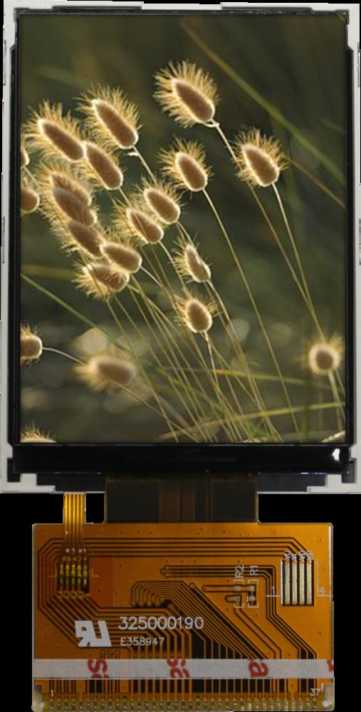 2.83 inch 240x320 TFT Display, BTF028B-EHN$