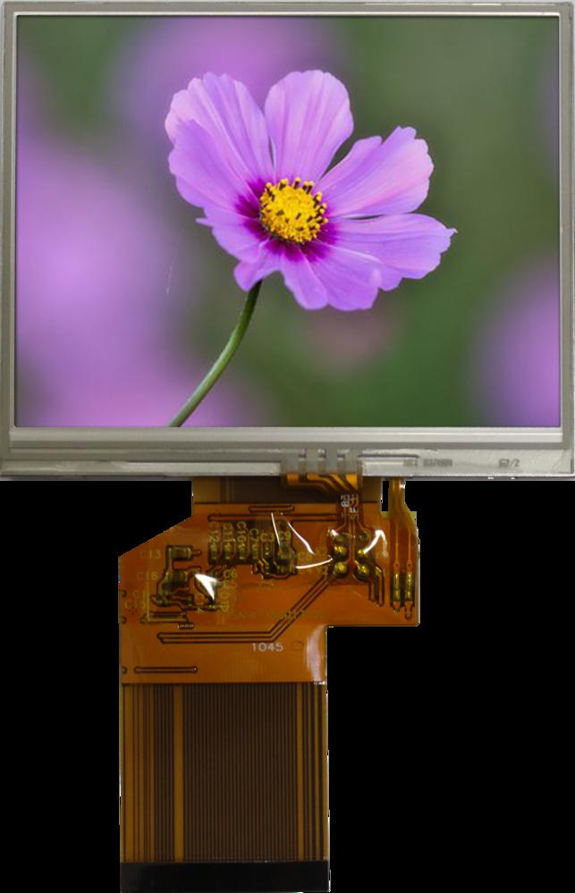 3.50 inch 320x240 TFT Display, BTF035A-AWR$
