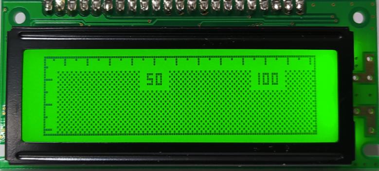 122x32 Graphic LCD Display Module