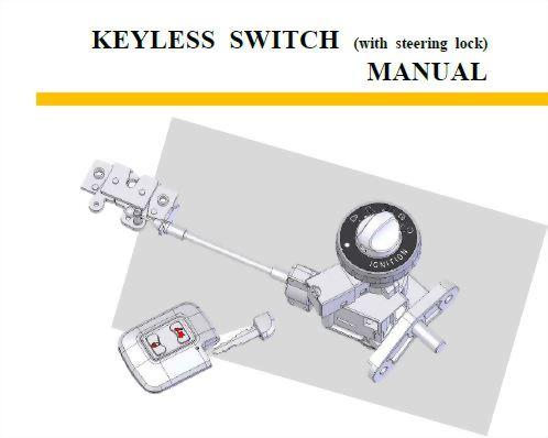 KEYLESS SWITCH