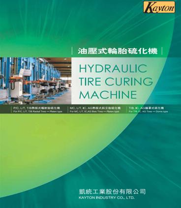 Hydraulic Tire Curing Machine