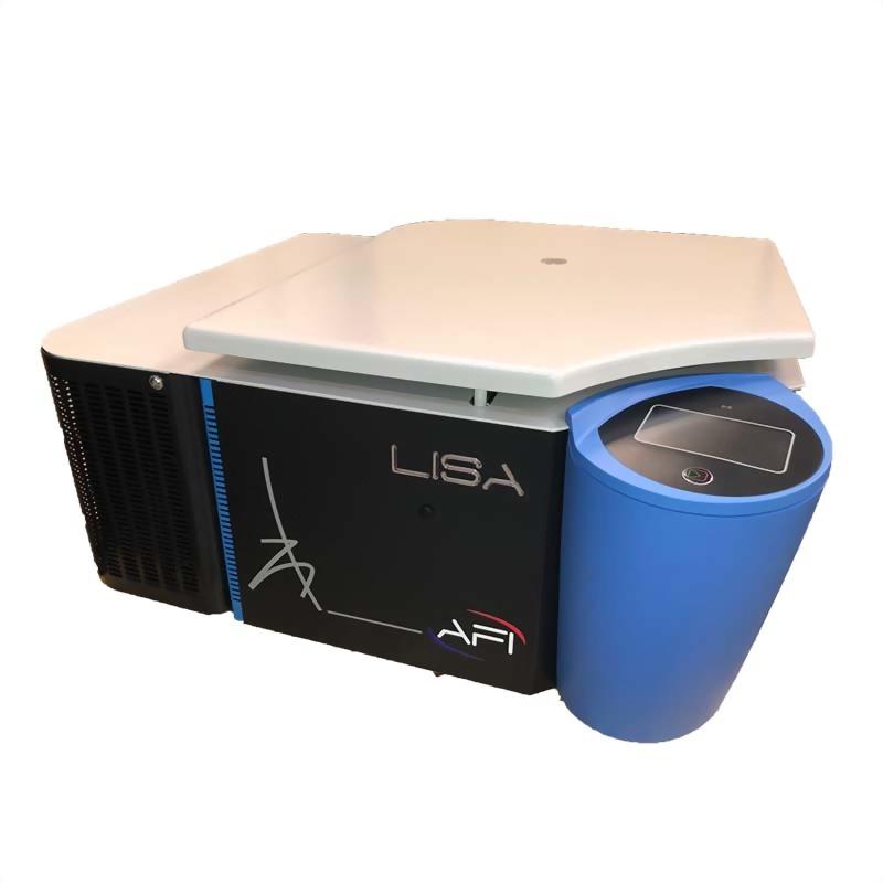 多功能溫控離心機LISA-1
